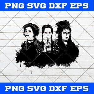 Bad Girls Classic SVG, Bad Girls SVG, Three Girls SVG, Halloween SVG, Witches SVG, Woman Witch SVG