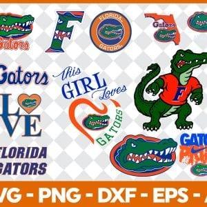 Florida Gators svg