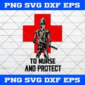 To Nurse And Protect IG series SVG PNG EPS DXF-Star Wars IG-series SVG Vector Cricut File
