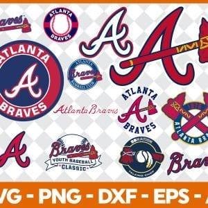 Atlanta Braves SVG