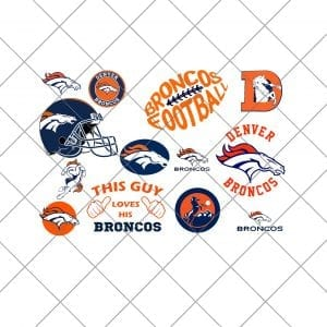 Denver Broncos SVG