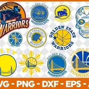 Golden State Warriors svg