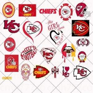 Kansas city Chiefs svg