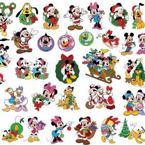 1500+ Disney SVG Mega Bundle, Disney designs, Fun Disney bundle, Disney svg bundle, Big bundle SVG and for cricut files, Clipart Svg