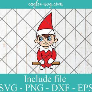 ELf Merry christmas svg, Funny Christmas Svg Png, Cricut, Silhouette Cut Files